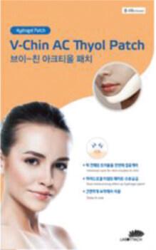 Correctyol V-Chin Intenzívna kúra - dvojtýždňová kúra pre problematickú pleť (oblasť brady)