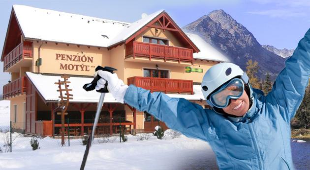 3 dňový pobyt pre dvoch na Liptove. Ideálna kombinácia lyžovačky a relaxácie v termálnych vodách.