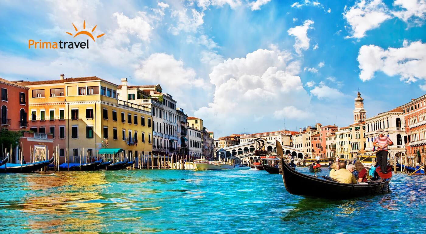 Romantické Benátky a mesto večnej lásky Verona počas 4 dní
