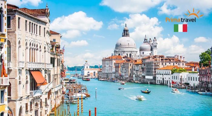 Zájazd do talianskych Benátok s oddychom pri mori