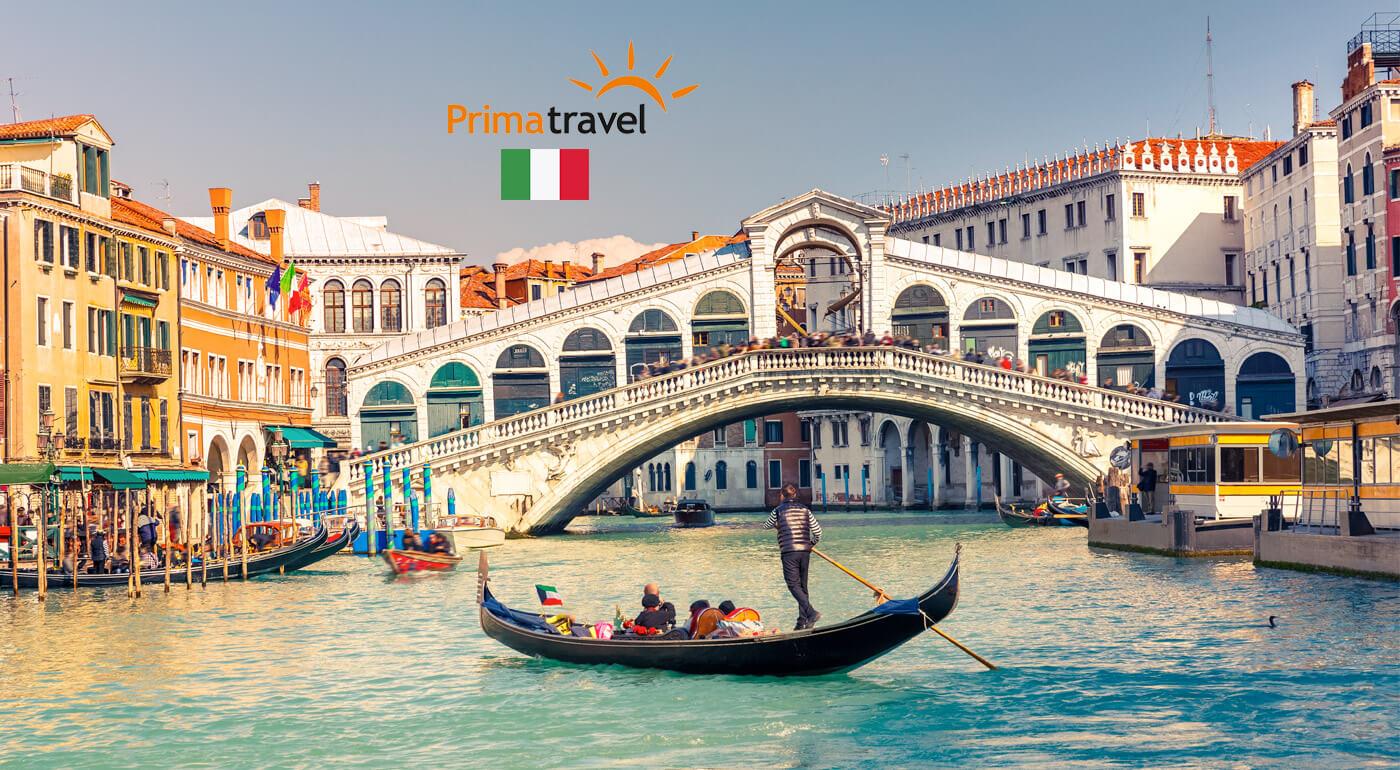 Taliansko: Letný oddych v prímorskom letovisku Lido di Jesolo a Benátky ako na dlani
