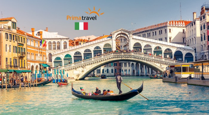 Víkend pri mori s výletom do talianskych Benátok