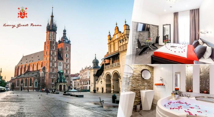 Luxusný pobyt v Krakove pre dvojicu