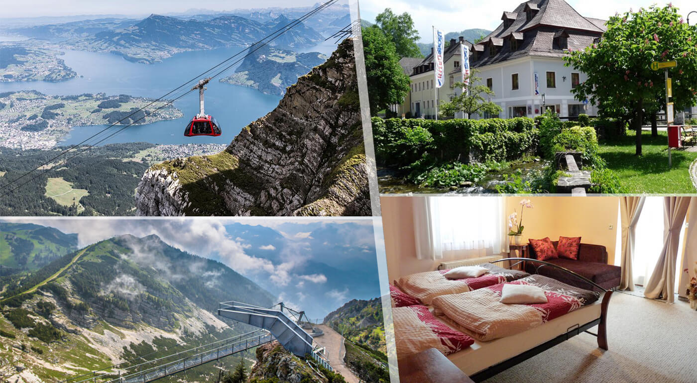 Rakúsko: Dovolenka v turistickom raji s ubytovaním v českom Penzióne Sun