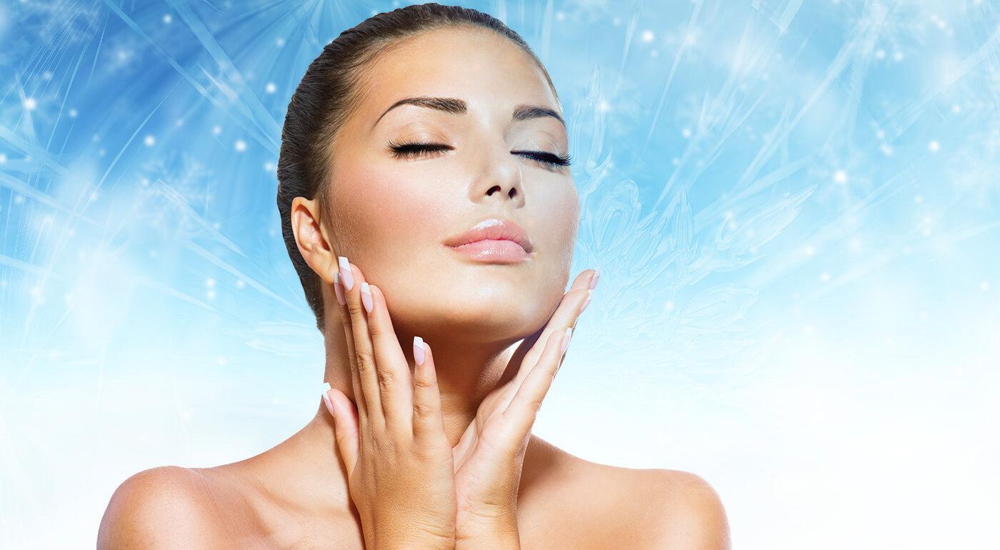 Unikátna kryoterapia na tvár - omladenie a spevnenie pokožky Cryoscience v RRC Life