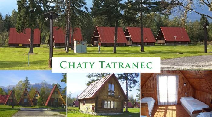 Pohodový pobyt v Chate Tatranec