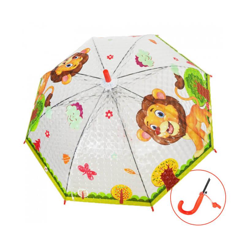 Detský dáždnik s píšťalkou - Levík