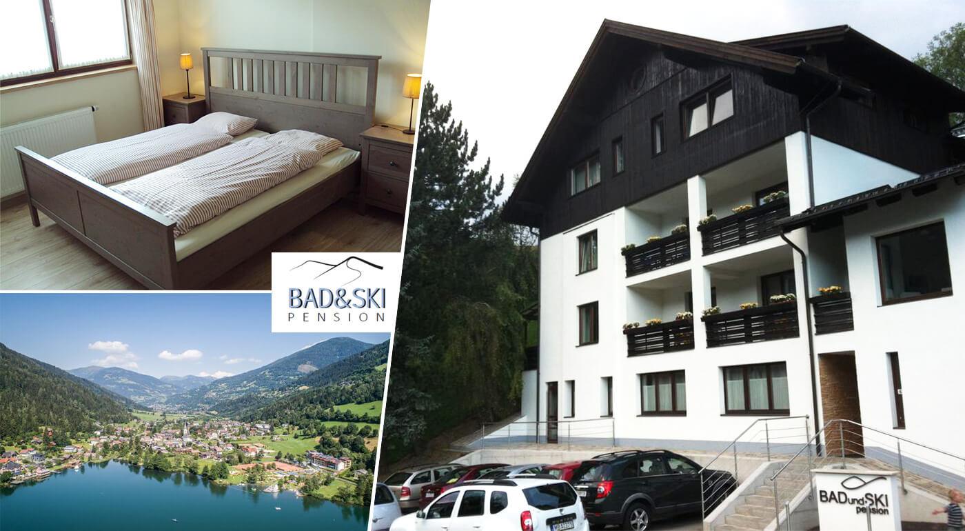 Korutánske Alpy: Wellness dovolenka v Penzióne Bad Kleinkirchheim s dieťaťom do 6 rokov zdarma