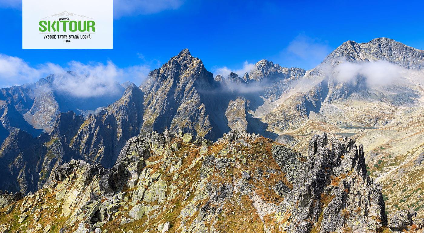 Vysoké Tatry: Dovolenka v Penzióne Skitour**+ s celodenným vstupom do Aquacity Poprad a splavom po Dunajci
