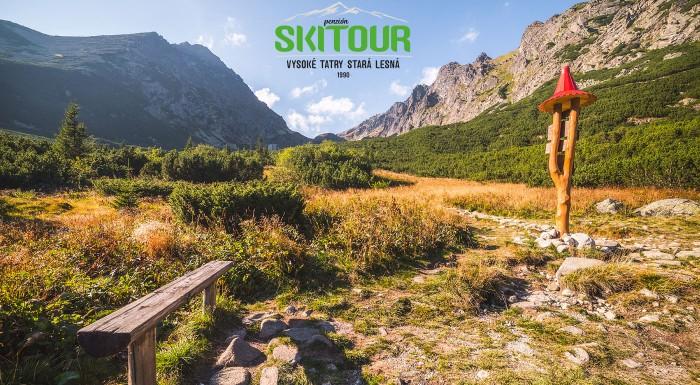 Relax v Penzióne Skitour**+ v Tatrách