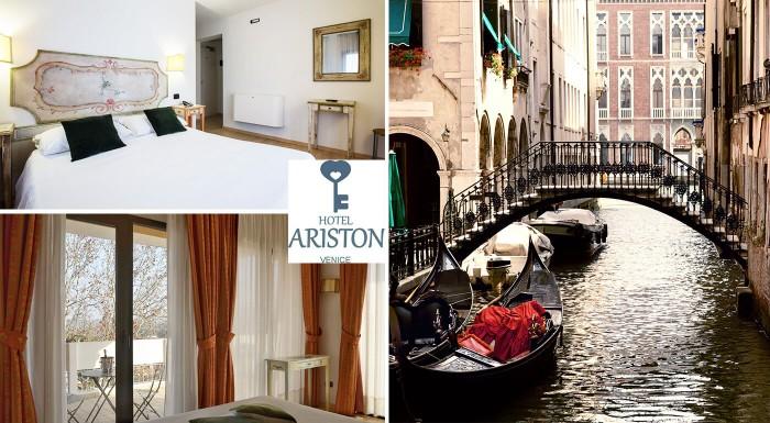 Romantické Benátky pre dvoch s raňajkami