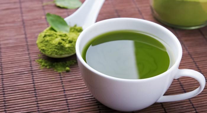 100% čistý Matcha čaj v prášku