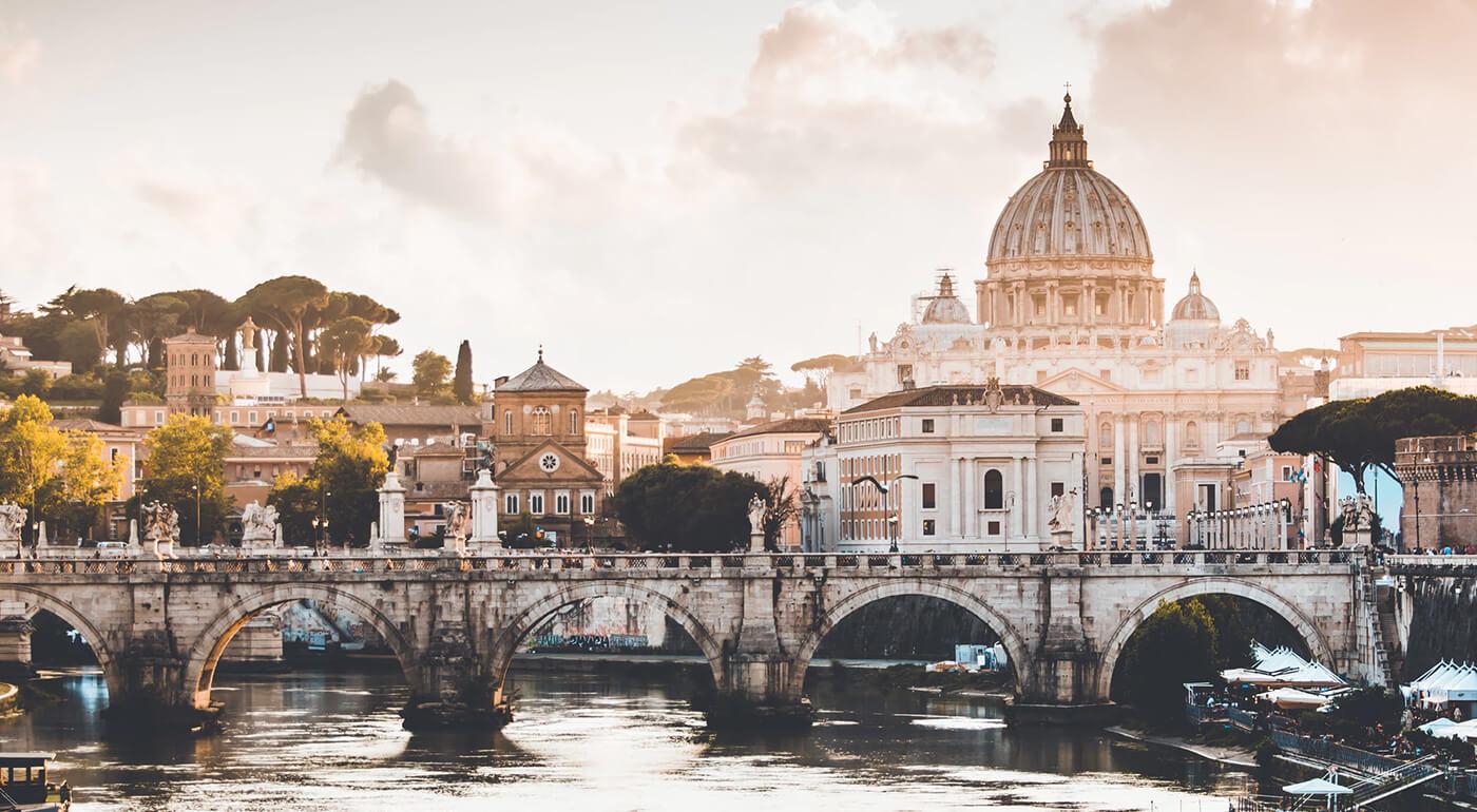 Rím a Vatikán: 3 dni plné histórie v Hoteli Consul*** s raňajkami