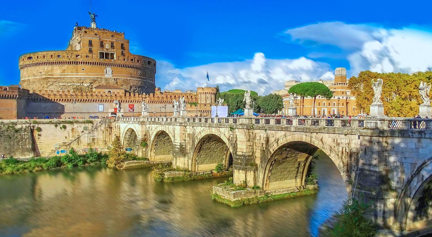 Taliansko: Rím a Vatikán v Hoteli Athena*** na 3 dni