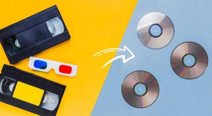 Uchovajte si svoje spomienky a zážitky v digitálnej podobe! Vyberte si profesionálny prepis z kaziet VHS, VHS-c, Mini DV na kvalitné DVD nosiče alebo digitalizáciu fotografií.