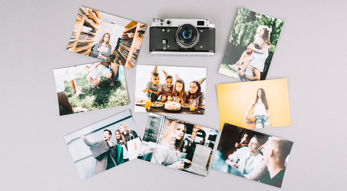 Tlač fotografií, fotomagnetky alebo fotoplátno vo formáte A4 a A3