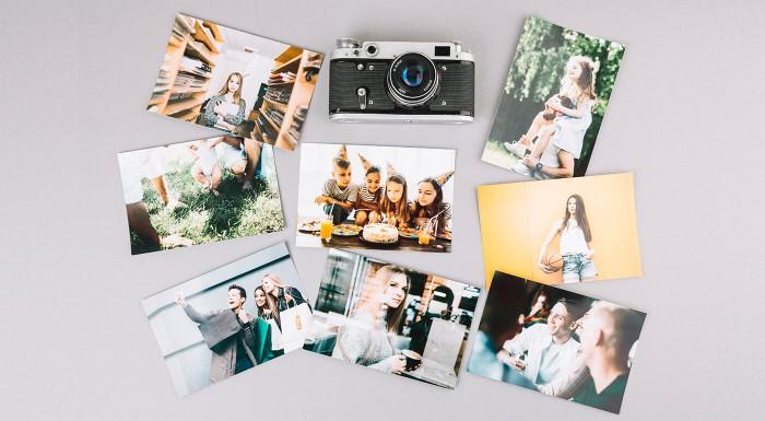 Tlač fotografií, magnetky alebo fotoplátno