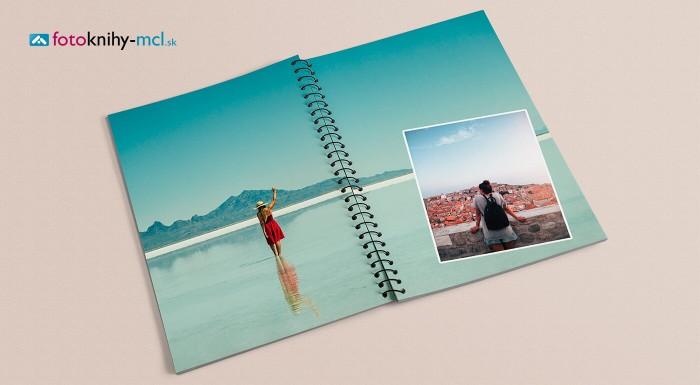 Dajte si vaše najkrajšie okamihy zviazať do originálnej fotoknihy s krúžkovou väzbou. Obohaťte vašu knižnicu o výtlačok, ktorý bude celý len o vás!