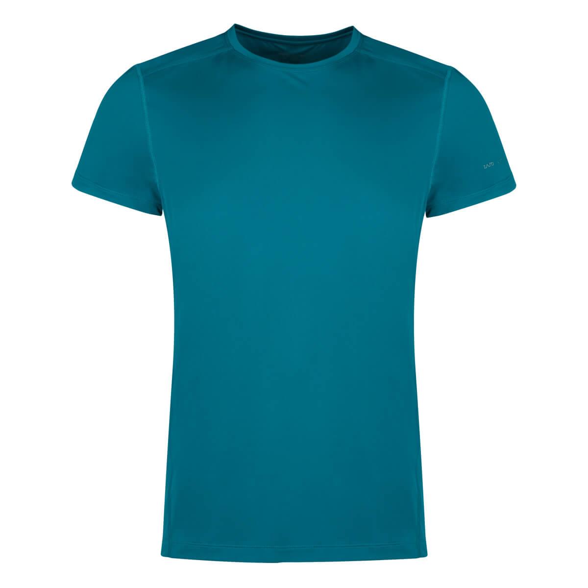 ZAJO Litio T-shirt SS Deep Lagoon pánske tričko - veľkosť S