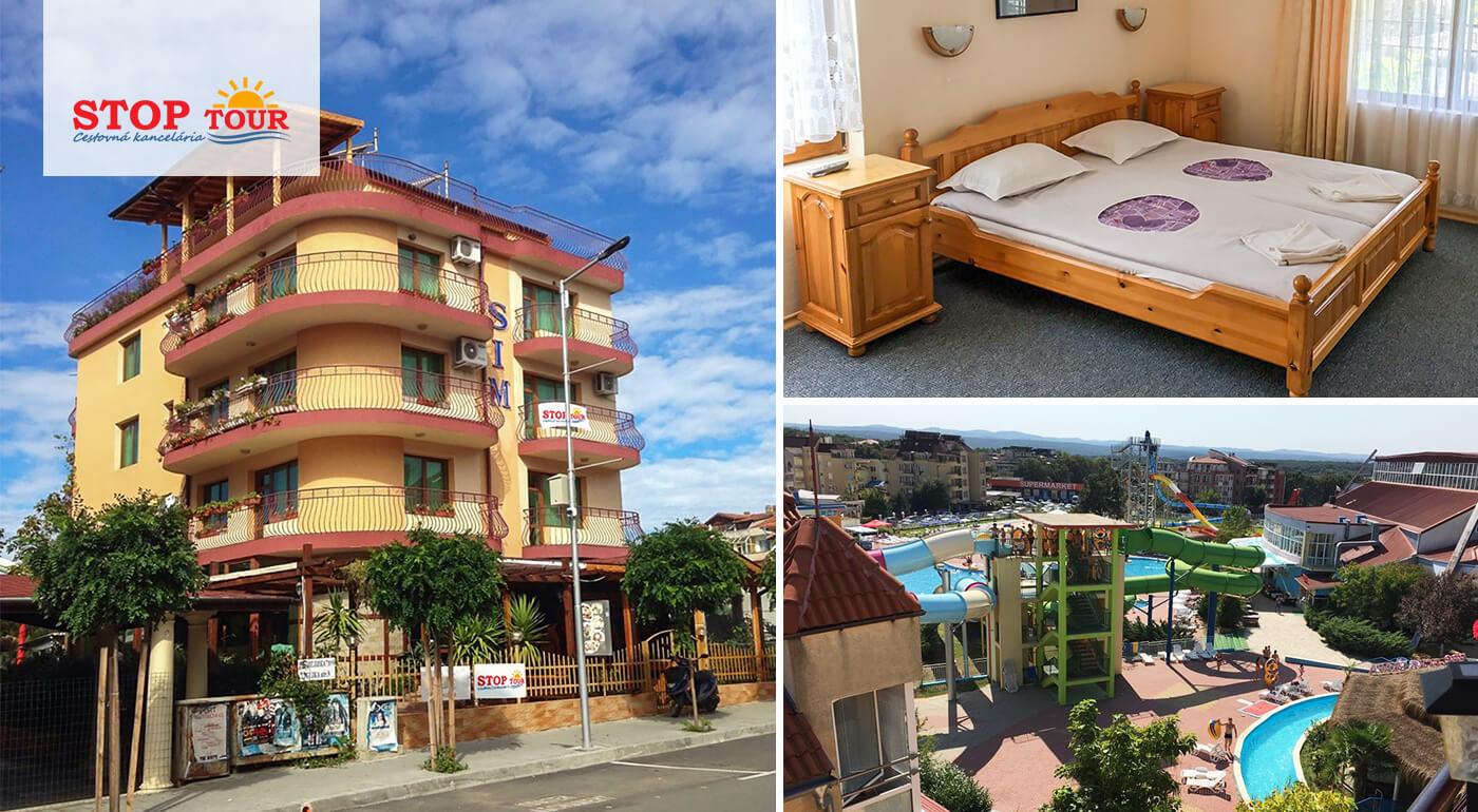 Bulharsko: Dovolenka v obľúbenom Primorsku na 12 dní s ubytovaním v Penzióne Sim