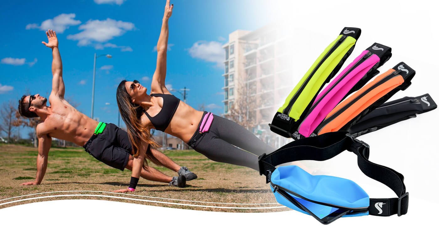 Športová kapsička Be The Special One - praktický doplnok pri športe i na bežné nosenie