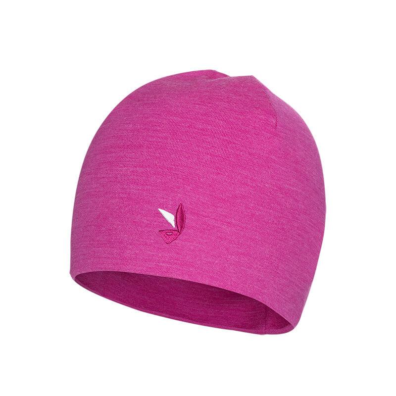 ZAJO Hals Head Merino Beanie Pink čiapka