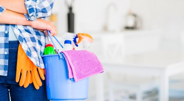 Kompletné upratanie domácností
