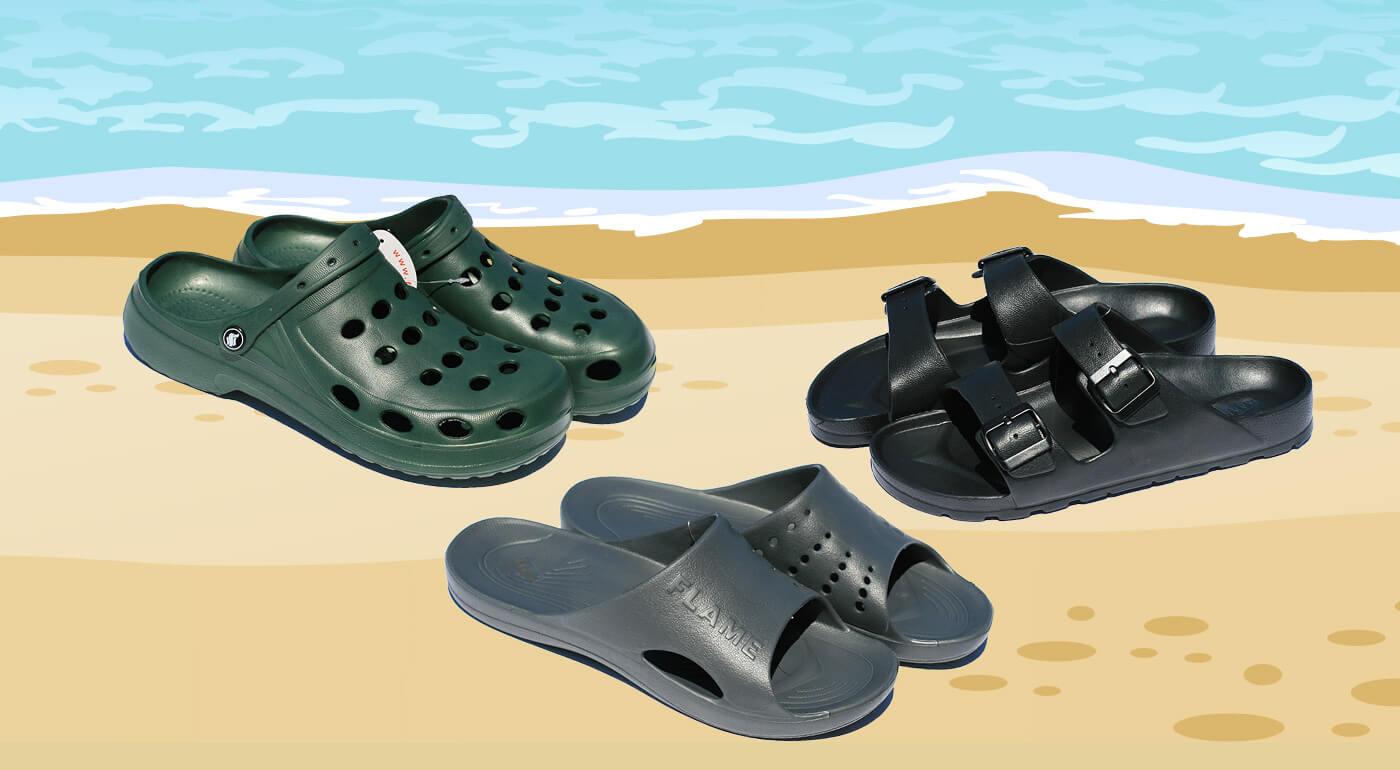 Pánska obuv na voľný čas vyrobená na Slovensku od obľúbenej značky FLAMEshoes