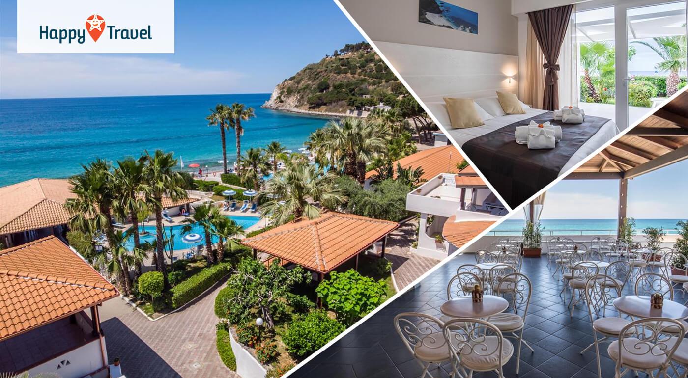 2746e8b59 Taliansko - Kalábria: 8 dní s polpenziou v hoteli Villaggio Baia D'Ercole  letecky