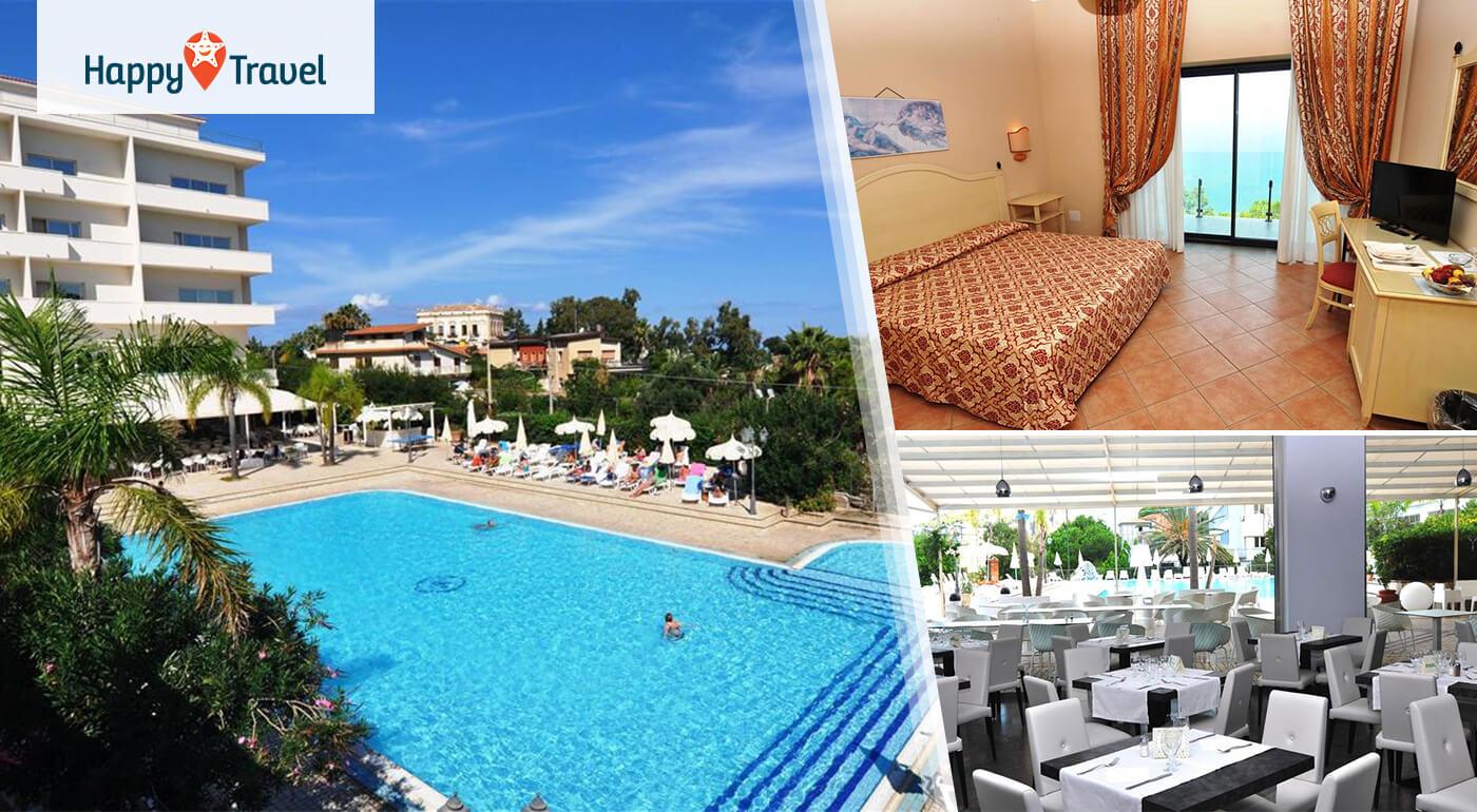 Taliansko - Sicília: 8 slnečných dní v hoteli Santa Lucia le Sabie D'Oro**** letecky z Bratislavy
