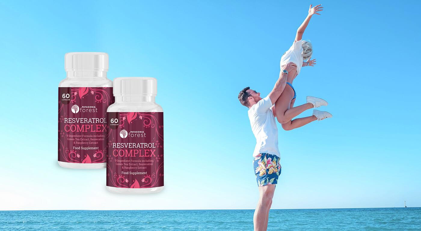 Resveratrol na posilnenie imunity a celkového zdravia organizmu - k 2 baleniam špeciálny darček!