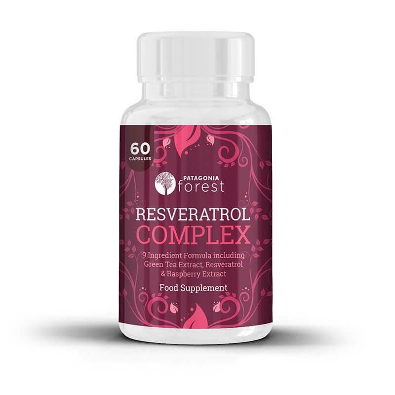 Resveratrol Complex (balenie 60 kapsúl)