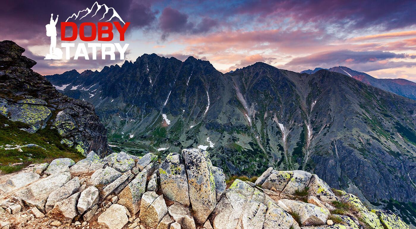 Doby Tatry 2019 - zdolaj 6 tatranských vrcholov alebo pomôž Tatrám príspevkom