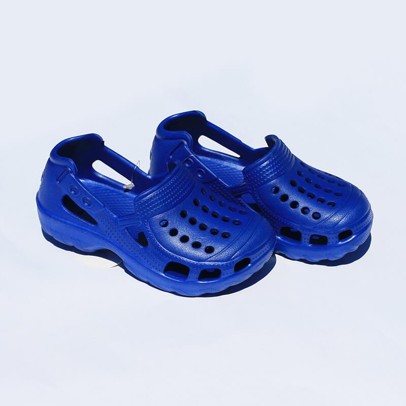 Flameshoes detské kroksy tmavomodré (celé) - veľkosť 20