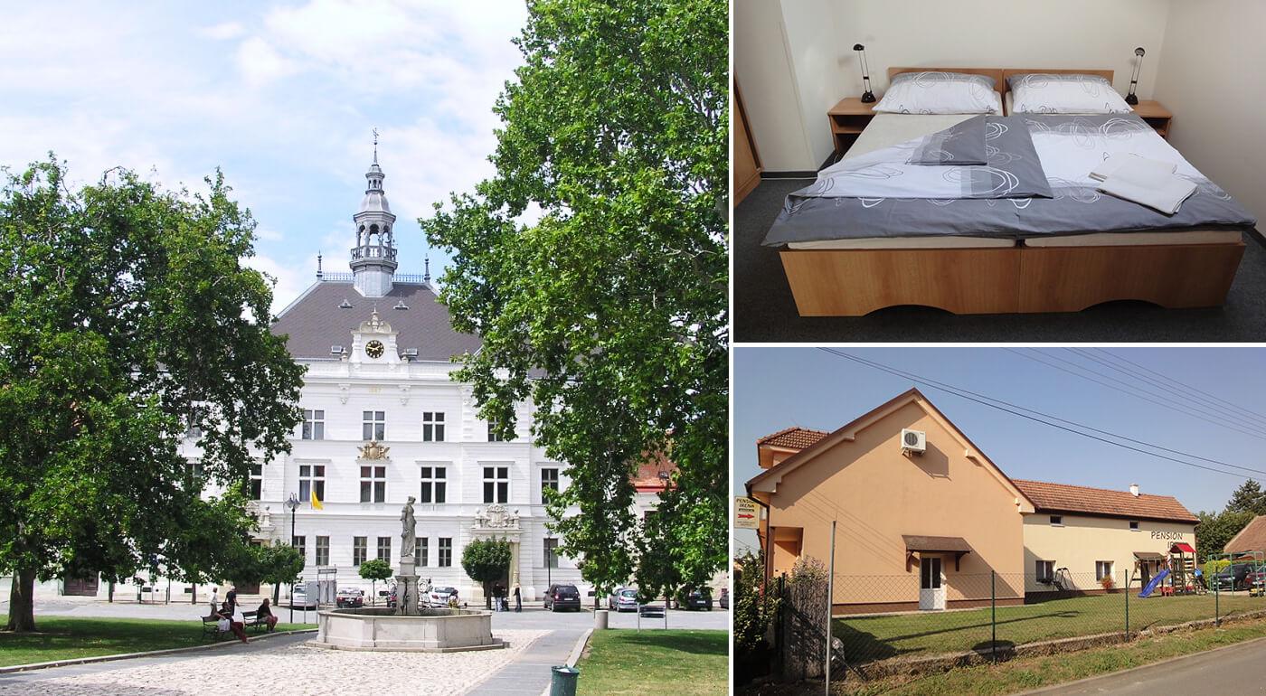 Južné Čechy - Valtice: Vinársky pobyt v Penzióne Irena so špeciálnym programom nielen pre milovníkov vína