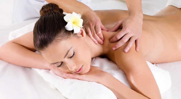 Relaxačná masáž špeciálne pre dámy
