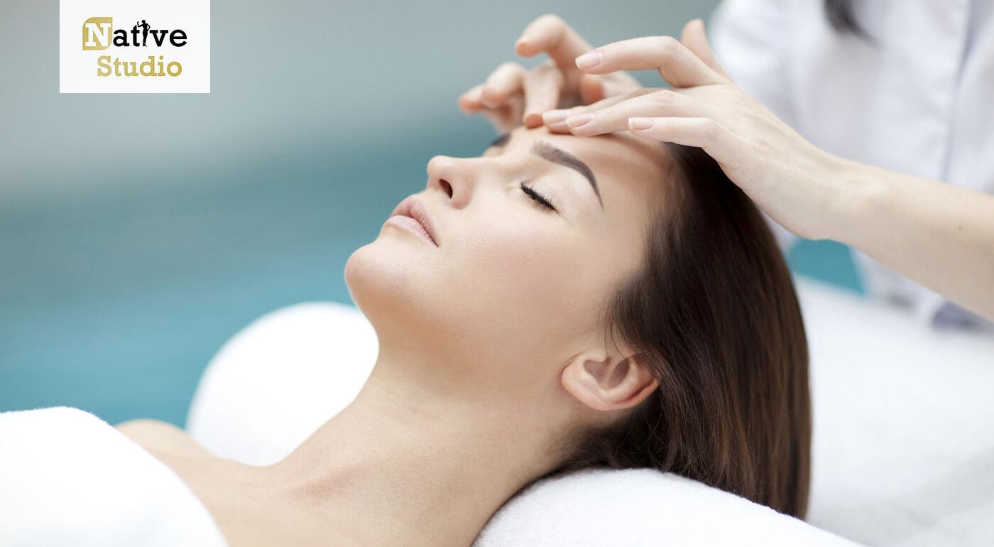 Masáž tváre, krku a dekoltu - účinný prípravok v boji so starnutím pleti