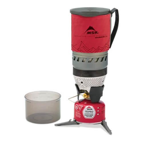 MSR WindBurner Personal Stove System varič