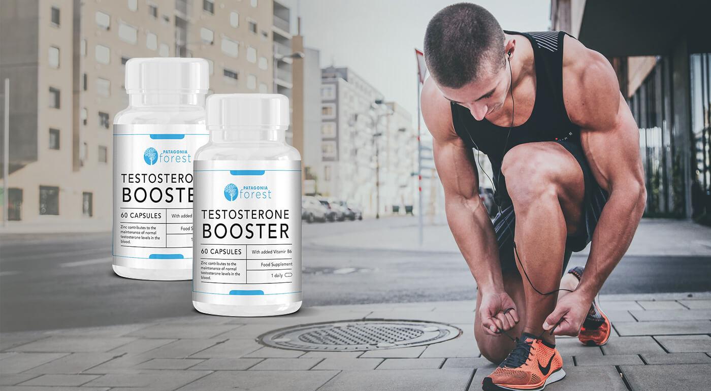 Testosterone Booster pre mužov aj ženy na podporu testosterónu