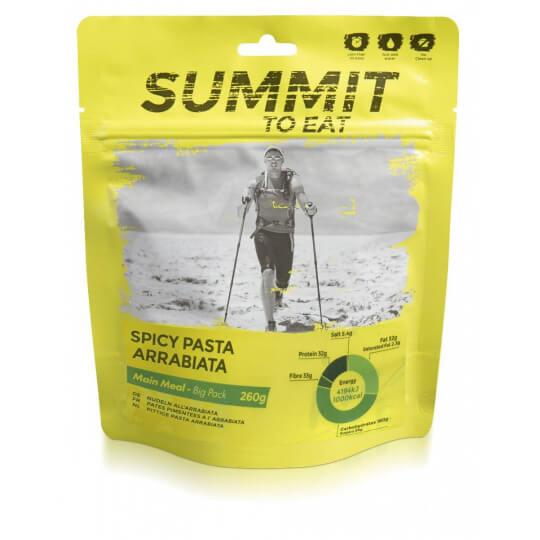 Summit to eat Pikantné cestoviny Arrabiata 260 g (Big pack)