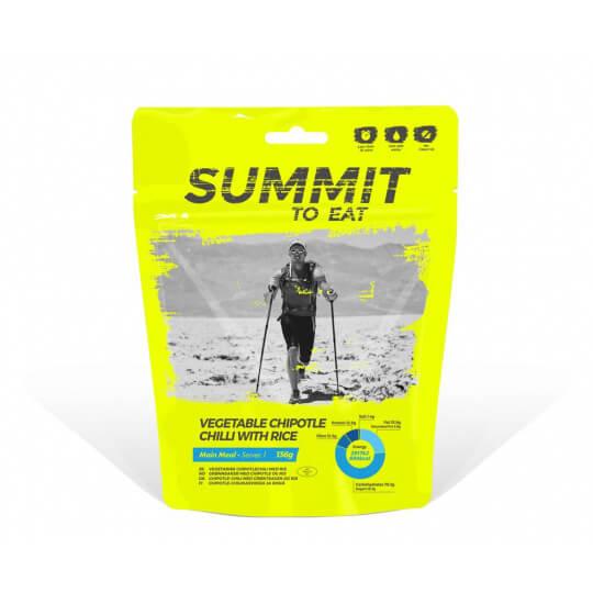 Summit to eat Vegetariánske jalapeno a ryžou 136 g
