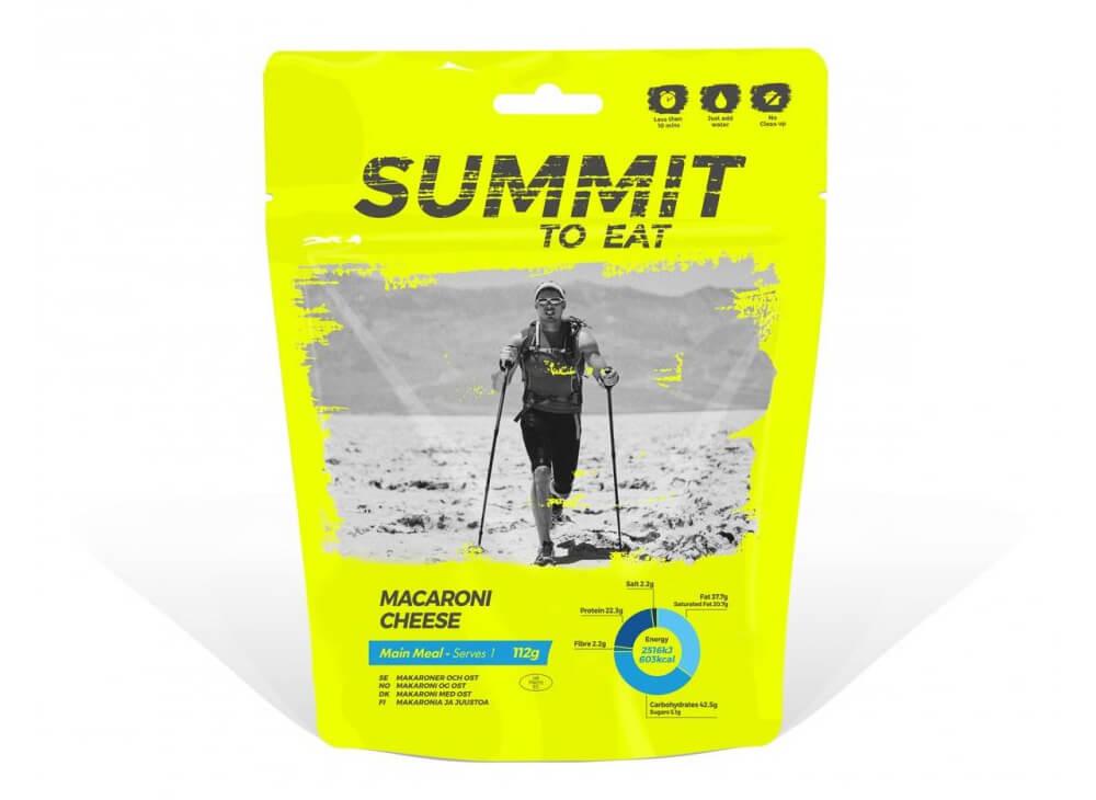 Summit to eat makaróny so syrom 112 g (1 porcia)