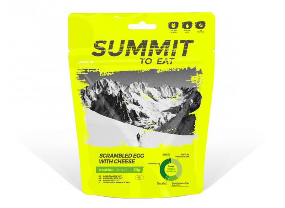 Summit to eat miešané vajíčka so syrom 80 g (1 porcia)