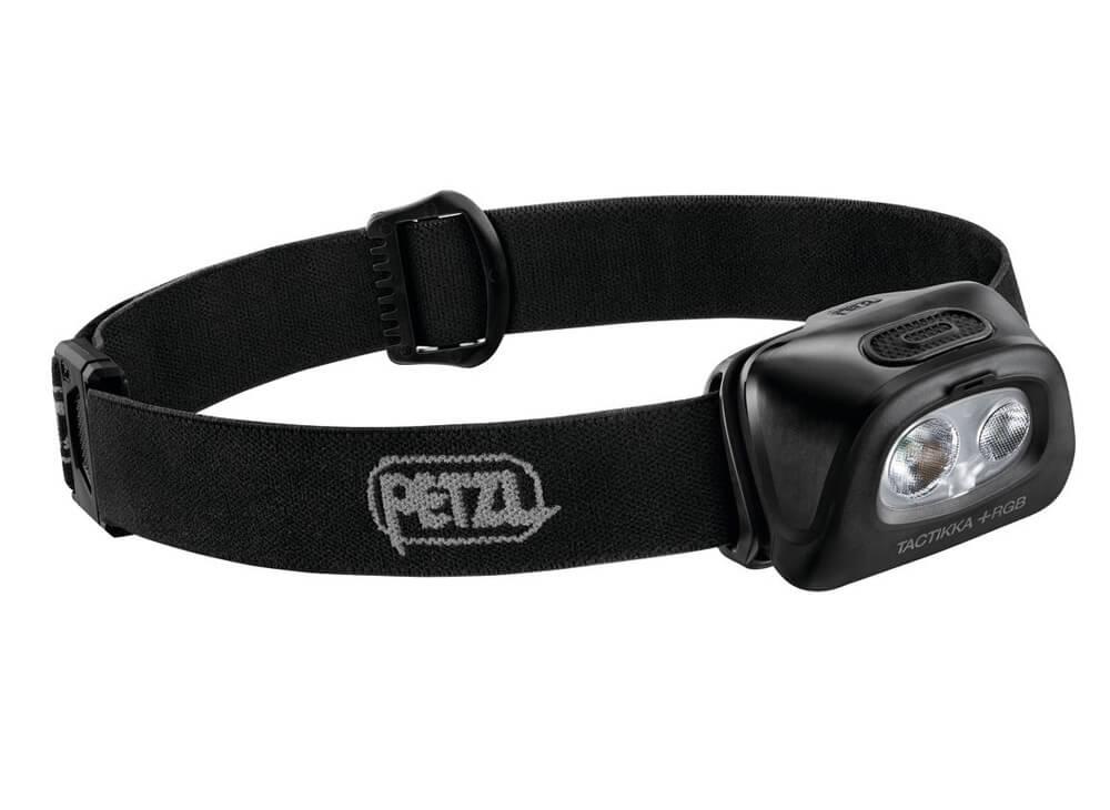 PETZL Tactikka+ RGB čelovka - čierna