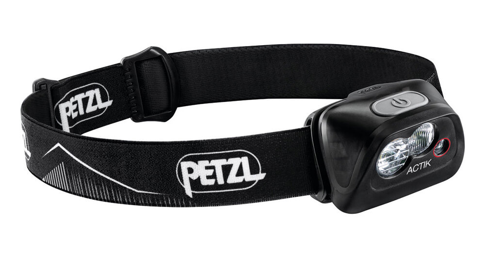 PETZL Actik 2019 čelovka - čierna