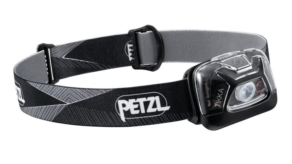 PETZL Tikka 2019 čelovka - čierna