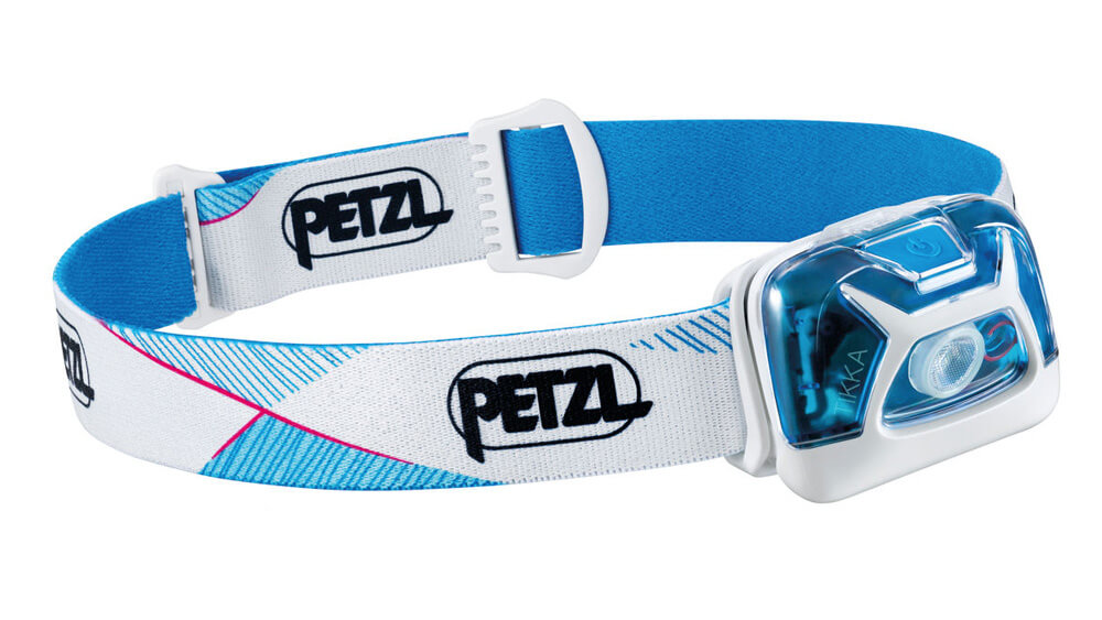 PETZL Tikka 2019 čelovka - biela
