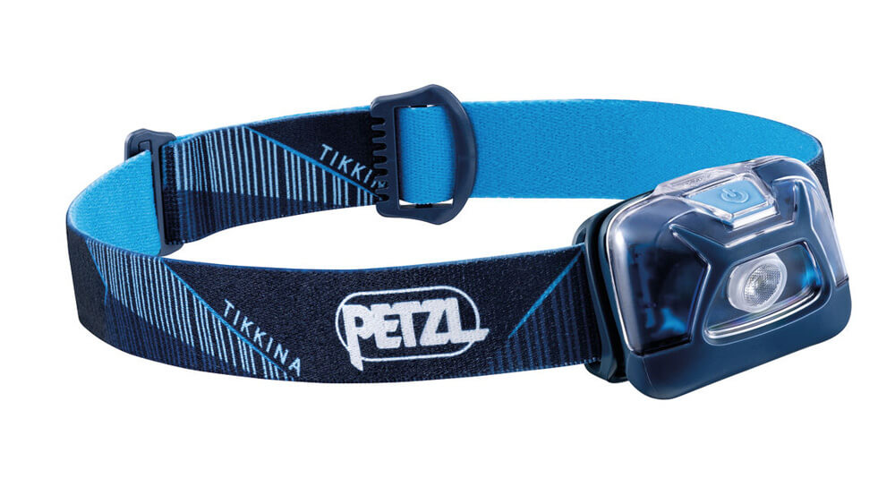 PETZL Tikkina 2019 čelovka - modrá