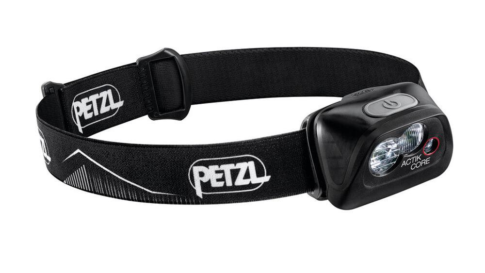 PETZL Actik Core 2019 čelovka - čierna