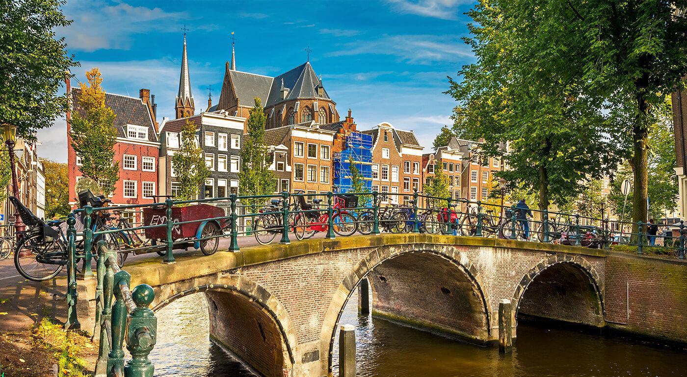 Amsterdam: 3-dňový pobyt pre dvoch v Ozo Hoteli****